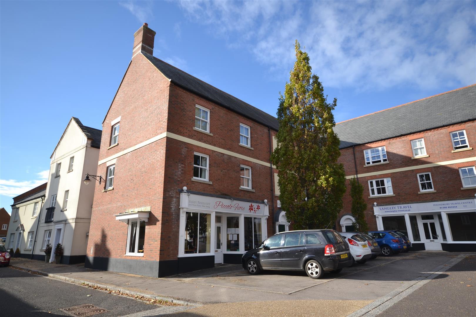 Challacombe Square, Poundbury, Dorchester